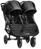 Baby Jogger City Mini GT Double Black/Black