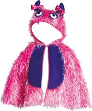 Rubies Kleines Monster Cape Pink (1 2751)