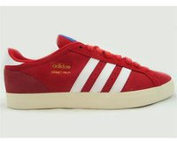 Adidas Basket Profi Lo vivid red/running white/ecru