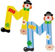 Sevi Clown Buchstabe M