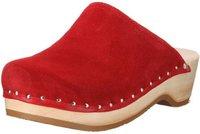 Berkemann Velour-Toeffler red