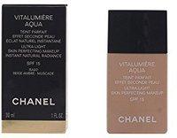 Chanel Vitalumière Aqua Fluide - 62 Beige Ambré (30 ml)