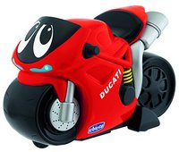 Chicco Turbo Touch Ducati rot
