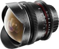 Walimex pro 8mm f3.8 Fisheye VDSLR [Olympus Four Thirds]