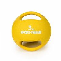 Sport Thieme Medizinball mit Griff 3 kg