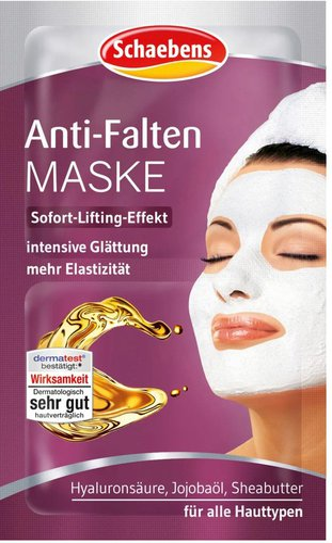 Schaebens Anti-Falten Maske (2 x 5 ml)