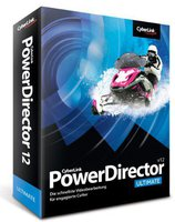 CyberLink PowerDirector 12 Ultimate (DE) (Win)