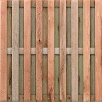 Brügmann TraumGarten Sichtschutz Jumbo Holz BxH: 179 x 179 cm