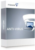 F-Secure Anti-Virus 2014 (Multi) (3 User) (1 Jahr) (Win/Mac)