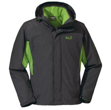 Jack Wolfskin Unbound Jacket Men Dark Steel