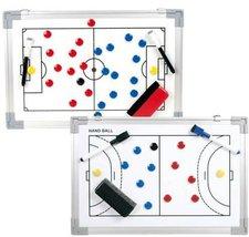 B+D Sportartikel Coach-Board Professional Handball 45x30 cm