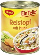 Maggi Ein Teller: Reistopf mit Huhn