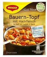 Maggi fix & frisch: Bauern-Topf mit Hackfleisch