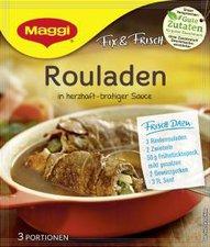 Maggi fix & frisch: Rouladen