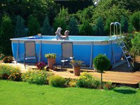 my pool Pool-Set Emotion 520 x 265 x 125 cm