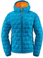 Vaude Women's Kabru Hooded Jacket skyline