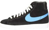 Nike Blazer Mid Vintage GS black/light blue