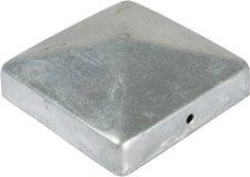 T&J Pfostenabdeckung aus Metall 9 x 9 cm
