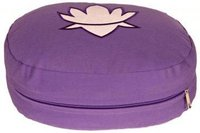 Yogabox Meditationskissen Lotus oval
