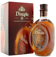 Dimple 15 Years 1,0l 40%
