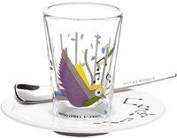 Ritzenhoff Espressoglas mit Untertasse Chiera 2011