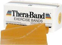 Thera Band Übungsband 2,0m gold / max. stark