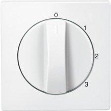 Merten Zentralplatte für Dreistufen-Drehschalter (437319)