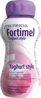 Pfrimmer Nutricia Fortimel Yoghurt Style Himbeergeschmack (8 x 4 x 200 ml)