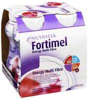 Pfrimmer Nutricia Fortimel Energy Multi Fibre Erdbeergeschmack (4 x 200 ml)