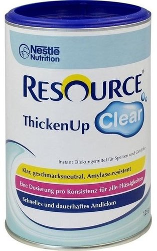 Nestlé Nutrition Resource Thickenup Clear Pluver (125 g)