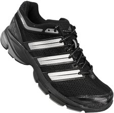 Adidas Response Cushion 20 black/metallic silver