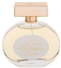 Antonio Banderas Her Golden Secret Eau de Toilette (80 ml)