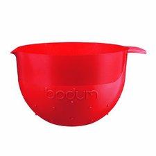 Bodum Bistro Rührschüssel 4,7l rot