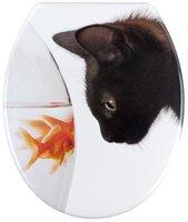 Wenko Fish & Cat WC-Sitz