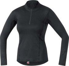 Gore Base Layer Shirt Lady Turtleneck black
