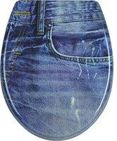 Sanwood Jeans WC-Sitz