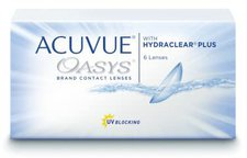 Johnson & Johnson Acuvue Oasys with Hydraclear Plus (12 Stk.)