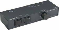 B-Tech SPC-5HQ Profi-Lautsprecher-Umschalter