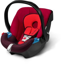 Cybex Aton Rumba Red