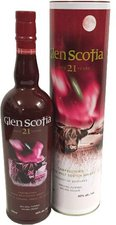 Glen Scotia 21 Jahre 0,4l 46%