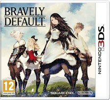 Bravely Default: Flying Fairy (3DS)