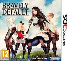 Bravely Default: Flying Fairy (3DS)
