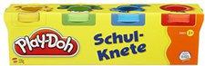 Play-Doh Schulknete 4 Becher