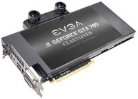 EVGA Geforce GTX 780 Dual Classified Hydro Cooper 3072MB GDDR5