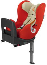Cybex Sirona Autumn Gold Burnt Red
