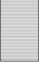 Osmo Juel Sichtschutzzaun BxH: 117 x 185 cm