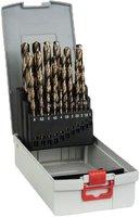 Bosch 25-tlg. ProBox Metallbohrer-Set HSS-Co, DIN 338 (2608587018)