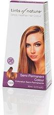 Tints of Nature Semi-Permanent Hair Colour Golden Copper Blonde (90 ml)