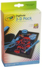 Crayola DigiTools 3D Pack (for iPad)