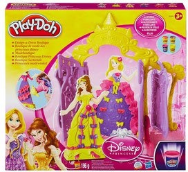 Hasbro Play-Doh Disney Princess Modeboutique